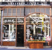 Cserpes Tejivo – Budapest's stylish milk bar
