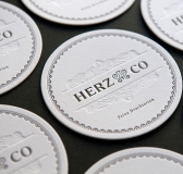 Meet Herz & Co – Sophisticated Letterpress Design from Vienna
