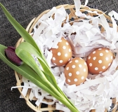 D.I.Y. Ideas for Easter Table Decorations