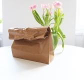 DIY Brown Paper Bag
