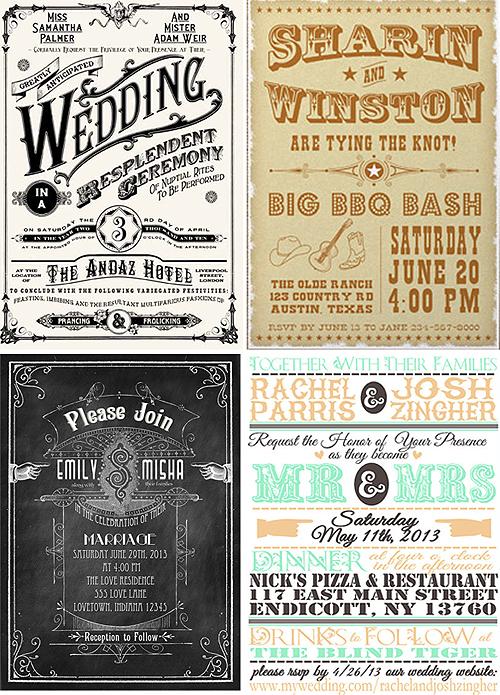 wedding-posters