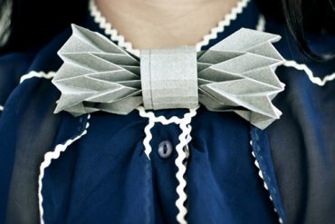 Paper bowtie