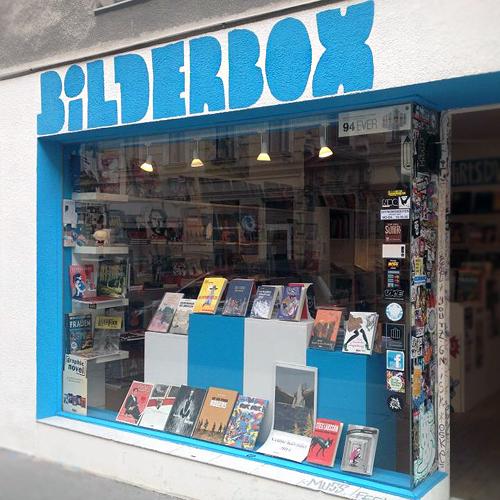 Bilderbox Vienna COMIC