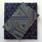 D.I.Y. Geometric Book Covers (free download)