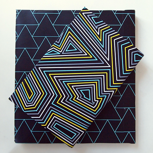 Book Cover Design Ideas Handmade : D i y geometric book covers free download design and