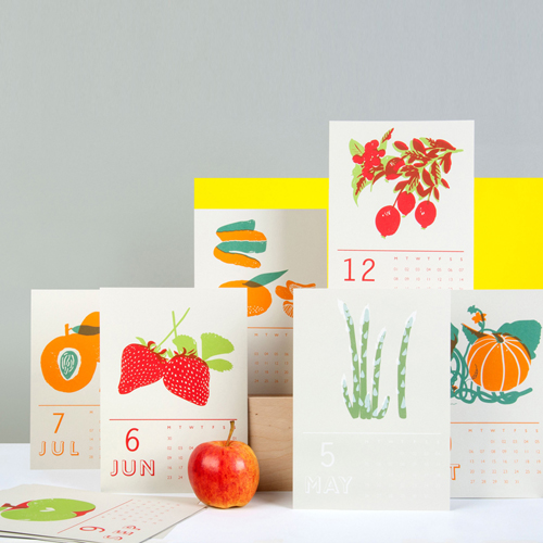 PirripPress_silkscreen_printed_calendar_seasonal_foods_2014_02
