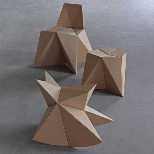 ... - Sustainable and Fun Cardboard Furniture  Design and Paper