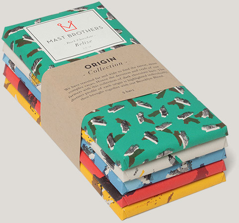 We Love Chocolate (Packaging) | Design and Paper