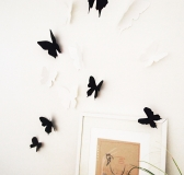 DIY Butterfly Wall Decal