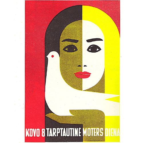 Iconic Women's Day Posters | Design and Paper