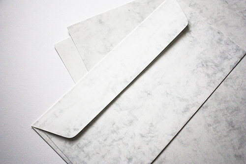 Inspiration + Paper = Marble Trend