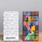 Chocholate bars by Unelefante – A Color and Taste Explosion
