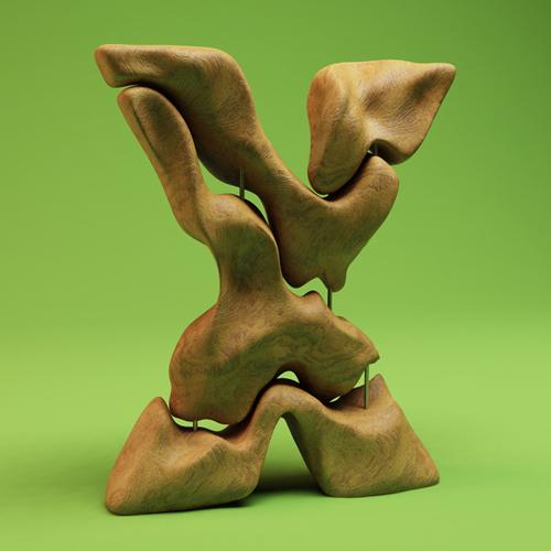 sculptedalphabet25