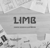 His & Her Limb Graphic Design & Illustration Studio