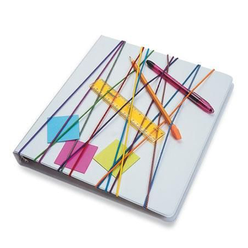 It's a Stretch Notebook! Via