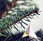 DIY Origami Ornaments