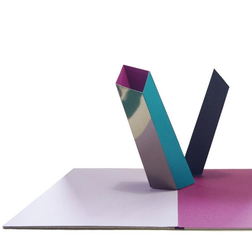 Pop art paper