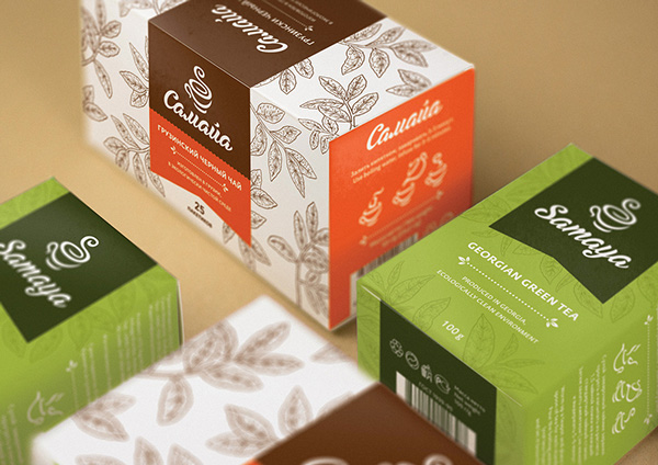 12 creative tea packaging designs