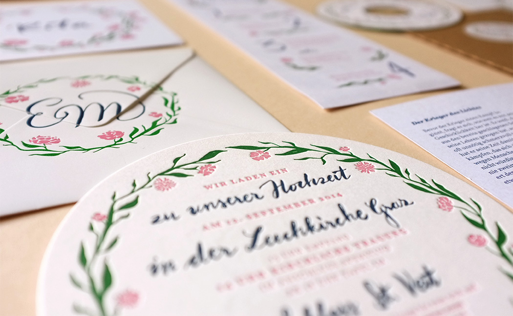 Wedding Stationary-Marion Kamper