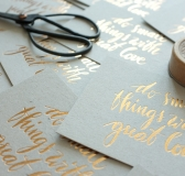 Letterpress Greeting Cards by Marion Kamper
