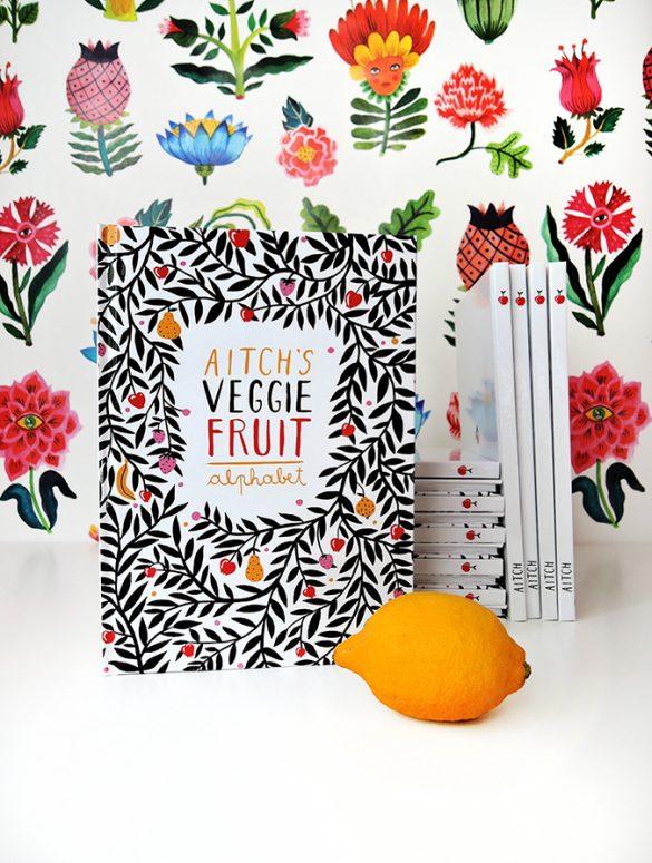 Aitch's VeggieFruit Alphabet Book