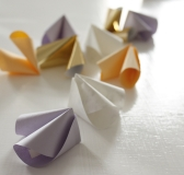 Paper Fortune Cookies