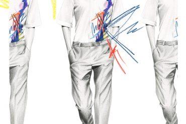 Fashion Illustrations by Ewelina Dymek