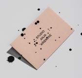 Studio Anja Kroencke Branding by Bureau Rabensteiner