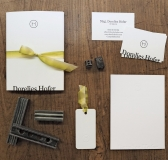 Letterpress Stationery for Wedding Photographer Dorelies Hofer
