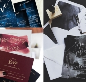 8+1 Wedding Stationery Trends 2016