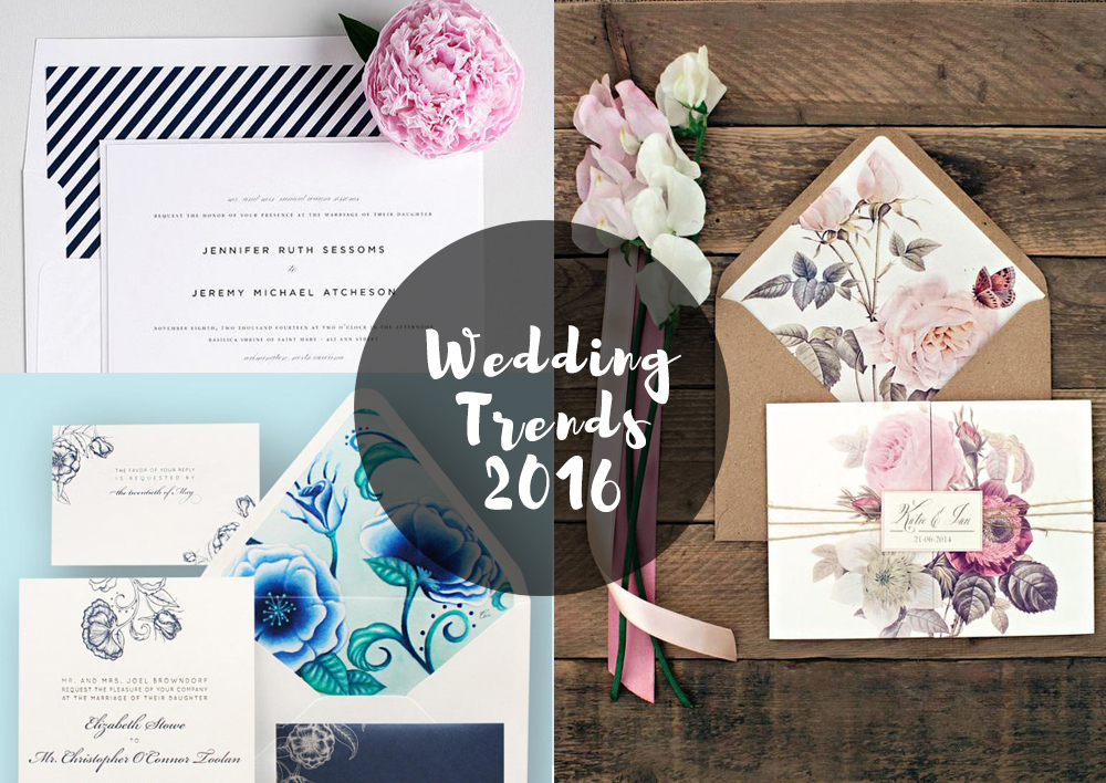 81 wedding stationery trends 2016 design and paper wedding invitation trends stopboris