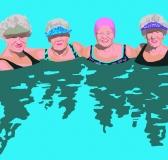 Ana Popescu's Bathing Babes
