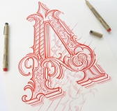 TypoThursday × Mateusz Witczak's Hand Lettering