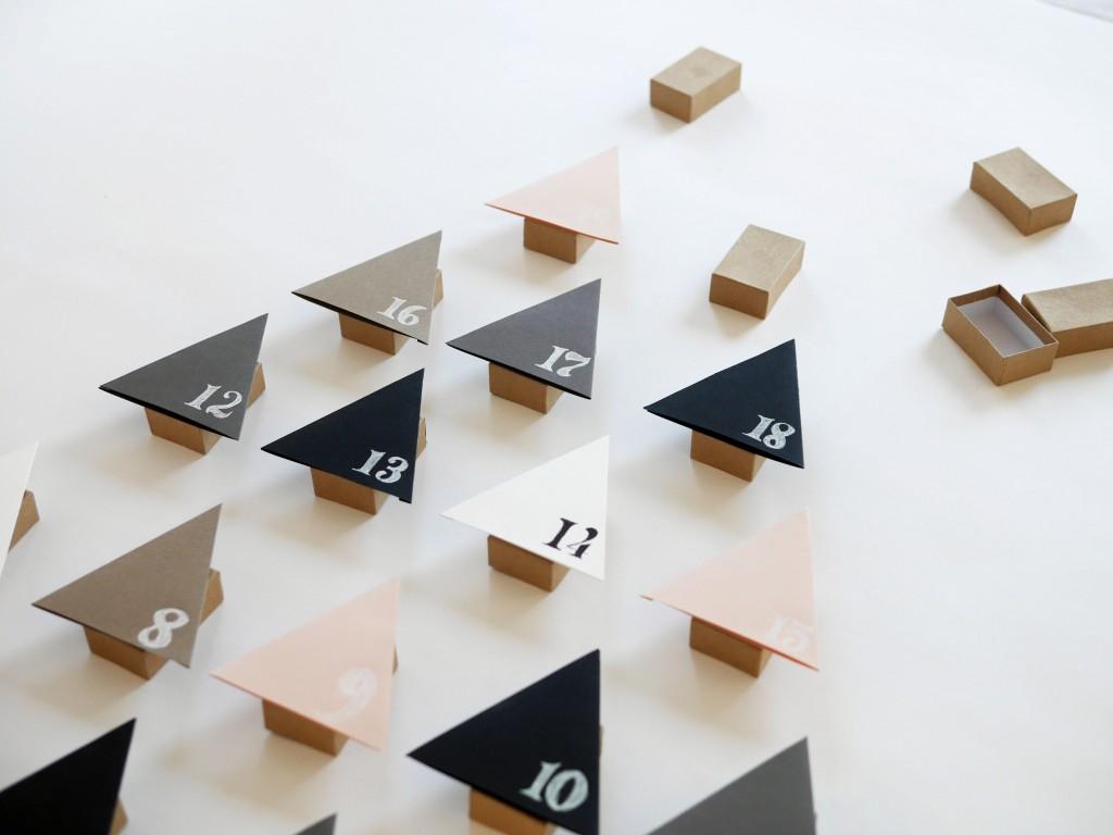 Calendar Design Diy : Advent calendar ideas for paper lovers design and paper
