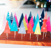 10 Advent Calendar Ideas for Paper Lovers