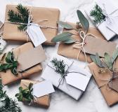 DIY Christmas Gift Wrapping Inspiration