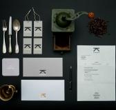 Dining on Top of a Mountain – Klammhöhe Branding by Roland Radschopf
