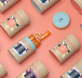 JOLA Honey Mix Branding by Tough Slate Design
