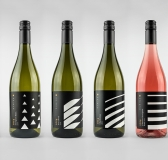 Dubicz Winery and Vineyard Branding by Graphasel Design Studio
