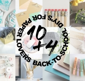 10+4 Back To School DIY's