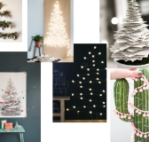 23 Alternative DIY Christmas Trees