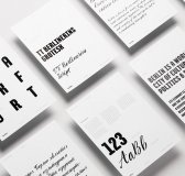 TypeType Branding by Comence Studio