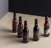 Bell's Brewery Branding by Kata Moravszki