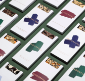 Endorfina Chocolate Packaging Design by Łobzowska Studio