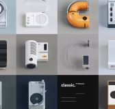 TypoThursday × Classic Typeface Inspired by Retro Braun Electronics