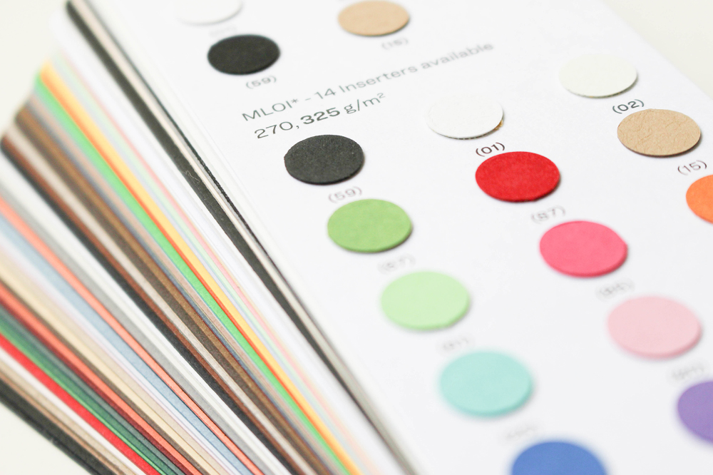 Design Papers Collection 2018 by Europapier