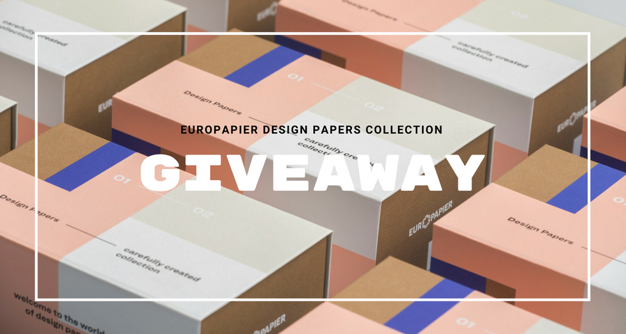 Design Papers Collection Giveaway