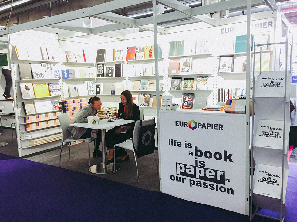 Europapier Awaits You At Frankfurt Book Fair 2018