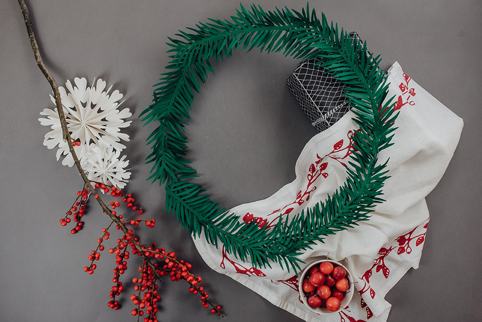 Charming Christmas DIY Inspiration by Edinas Paper