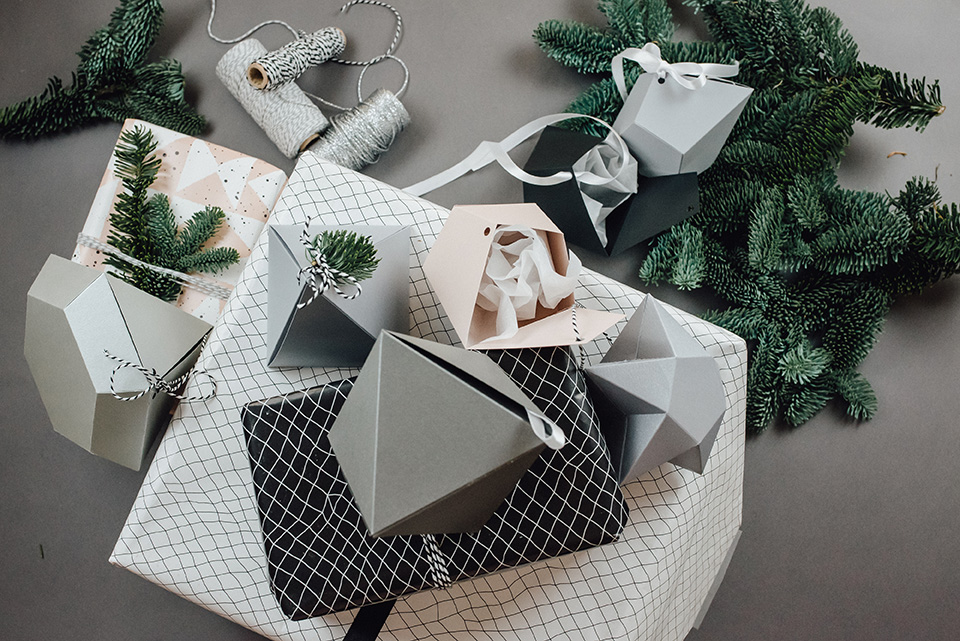 Charming Christmas DIY Inspiration by Edinas Paper